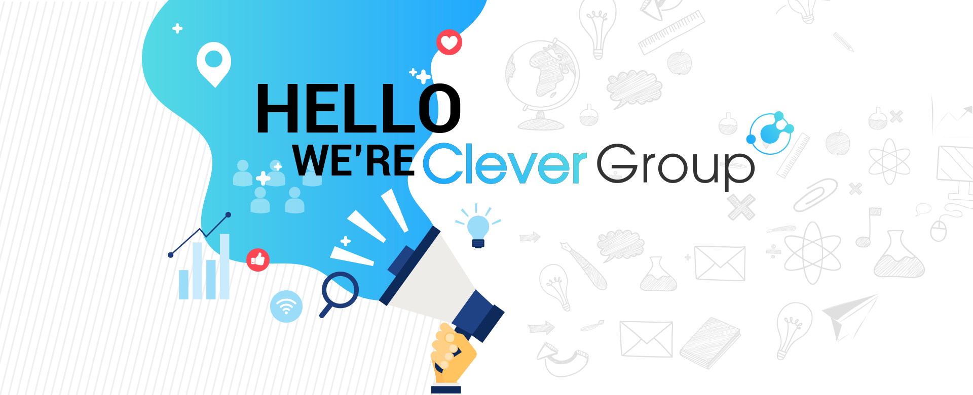 banner cleverads group